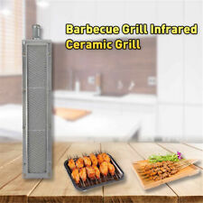 BBQ Infrared Ceramic Grill stainless steel ceramic gas burner stove aluminum