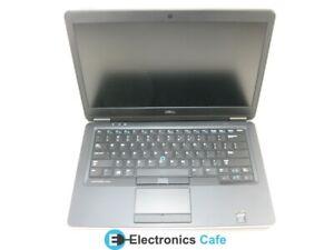 """Dell Latitude E7440 14"""" Laptop 1.90 GHz i5-4300U 4GB Grade B No Battery"""