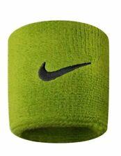 Nike Swoosh Doublewide Wristbands Pair HYPER Turq/bright Mango -