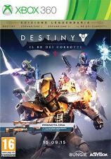 Destiny Il Re Dei Corrotti Edizione Leggendaria D1 Day One Edition XBOX 360
