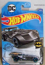 HOT WHEELS  BATMOBILE IN  CHROME #3/5 OR #9/250
