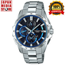 CASIO OCEANUS OCW-S4000-1AJF MANTA Bluetooth Smart Access JAPAN OCW-S4000-1A