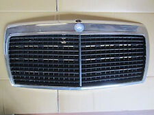 74-80 Mercedes w126 280se 450se 450sel 300sd 300d Front Bumper Grille OEM