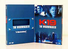 K-19 The Widowmaker (2-Disc Special Edition, Taiwan Version) DVD, Region 3