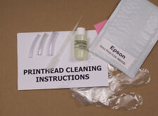 Epson Stylus Photo R200 Printhead Cleaning Kit (Everything Included) 480HOG