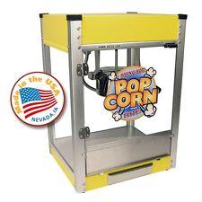Paragon Cineplex 4 ounce Popcorn Machine  (Yellow)