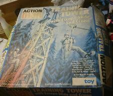 Action Team Training Tower Turm Big Jim Schildkröt Hasbro Man G.I. Joe