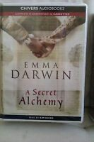 A Secret Alchemy by Emma Darwin: Unabridged Cassette Audiobook (RR4)
