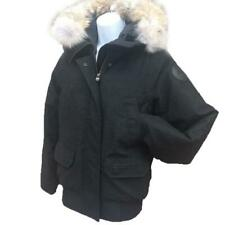 "Canada Goose Jacket ""Aosta"" Branta Loro Piana Black Label Wool Coat £1270 New"