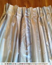 Laura Ashley curtains neisha raspberry long thermal blackout or interlined