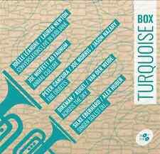 5CD NotTwo Turquoise Box | LEANDRE NEWTON MOFFETT CANCURA MORRIS NAZARY DIKEMAN