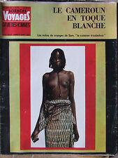 SCIENCE ET VOYAGES n°18 (oct 1966) Safari en toque blanche - Les kukukukus