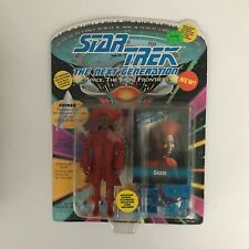 Playmates Star Trek The Next Generation - Guinan (Whoopie Goldberg) - new