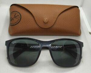 Ray-Ban Sunglasses RB4232  601/71 Black Green