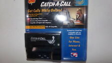 New Catch-A-Call Get Calls While Online Identifies Caller on Screen Ships Free!