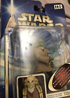 Star Wars AOTC Figure  Sealed On Worn Card