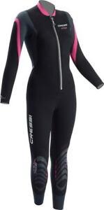 Cressi LUI - BAHIIA 2.5mm Ladies Wetsuit