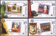 Letonia 2006 Sellos de Europa 50th/escritor/Bosque/Leyendas/Festival/S-en-S 4v (lv1015)