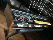 Multivox MX-2000 analog Synthesizer, 2 Oszillatoren, Moog Filter, Aftertouch