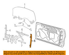 FORD OEM 94-04 Mustang Door-Retainer F4ZZ6321546A