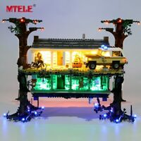LED Light Up Kit For LEGO 75810 Stranger Things The Upside Down Lighting Set