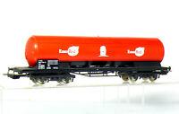 Lima 2907 H0 4-achsiger Druckgas-Kesselwagen Uah Esso Red der FS Italia, rot
