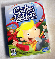 Hasbro Gaming: Chutes and Ladders: A Kids Game That Will Live Forever!