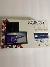 "Journey 7"" Windows Tablet Powered By Intel. Windows 10, 1GB DDR3, Brand New."