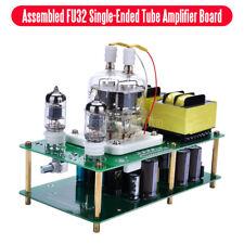 APPJ Assembled FU32 Single-Ended Tube Amplifier Stereo Power Amp Board HiFi DIY