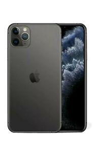 Apple iPhone 11 Pro Max - 64GB -midnight green (Unlocked) - Very Good Condition
