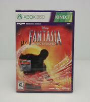 Disney Fantasia: Music Evolved Xbox 360 KINECT - NEW! SHIPS FAST!!  SEE VIDEOS!!