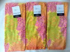 Set of 3 Mainstays Pineapple Print Kitchen Towel 100 % Cotton