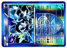 POKEMON (NOIR & BLANC) GLACIATION PLASMA HOLO INV N°  31/116 KYUREM 130 PV At120