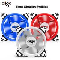 Aigo Color Aurora 120mm/140mm 12V RGB LED PC Computer Case Cooler Cooling Fan
