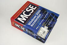 MSCS Windows 2000 Accelerated Study Gudie (Exam 70-240) Book with CD