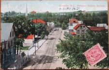 Kentville, Nova Scotia/NS 1908 Postcard: Dominion Atlantic Railway - Canada