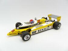 Renault RE20 Jean Pierre Jabouille #15 1980 Quartzo 1/43 F1 Formule 1