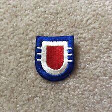 Vintage> 3rd Bn. - 187th Airborne Infantry Regiment Beret FLASH
