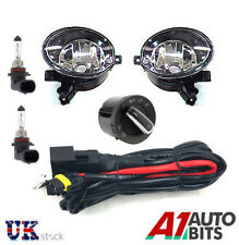 Vw golf MK6 touran jetta tiguan caddy feux brouillard set & phare commutateur + câblage