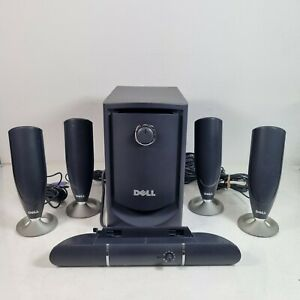 Dell MMS-5650 Home theater 5.1 Speaker System, gaming PC laptop