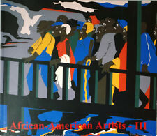 African-American Artists III -  Romare Bearden, Jacob Lawrence, Norman Lewis etc