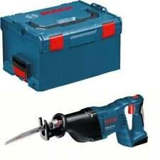 Bosch GSA18 V-LI 18v Cordless Recip Saw Body Only in L-Boxx Systainer 060164J007