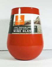 Red Wine Glass Stainless Steel 14 OZ. Vacuum-Insulated Paarl Trail New