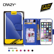 Plain Synthetic Leather Mobile Phone Cases, Covers & Skins for iPhone 6