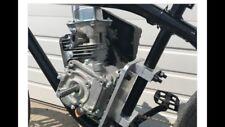 CNC 79cc / 212cc 4-Stroke Engine Upright Amount Motorized Bicycle