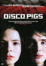 DISCO PIGS  DVD NEW! Elaine Cassidy, Geraldine O'Rawe