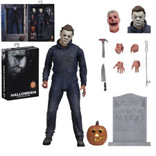 "NECA Halloween (2018 Movie) Ultimate Michael Myers 7"" Scale Action Figure In Box"