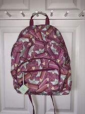 Authentic Tous Medium pink School Backpack NWT