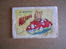 Le Avventure di Micione n°1 1961 Collana La Nuova Busta Goal dei Ragazzi  [G508]