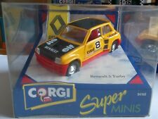 Corgi 94160 Renault 5 Turbo ELF with Badge - NEW from 1992